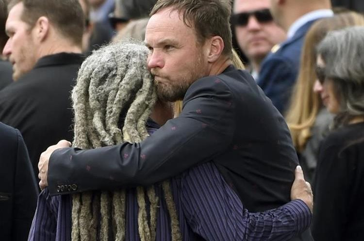 Jeff Ament, de Pearl Jam. (Foto Prensa Libre, AP)