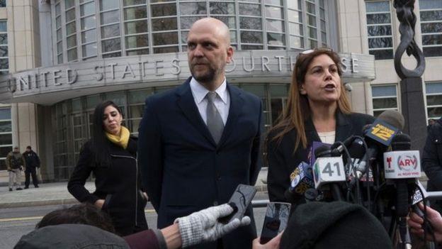 Los abogados de Guzmán afirman que sus condiciones de reclusión son más extremas que en México. GETTY IMAGES
