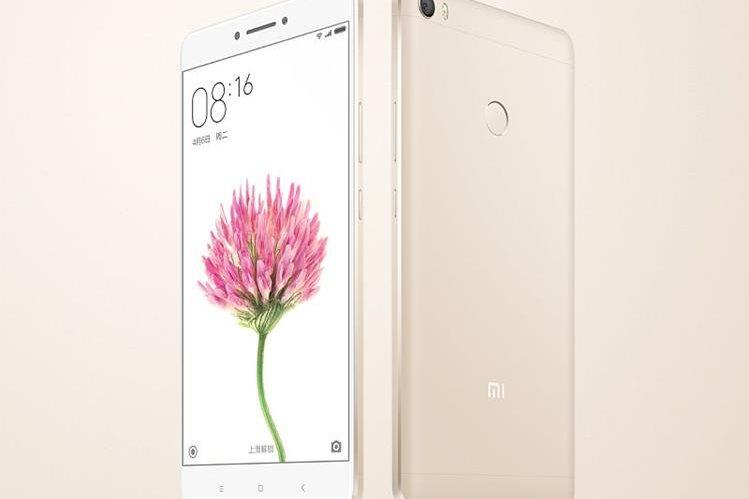 El Xiaomi Mi Max tiene una pantalla de 6,44 pulgadas. (Foto: Hemeroteca PL).