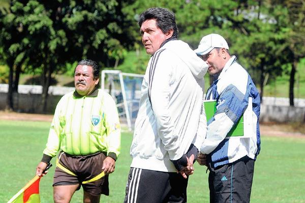 Francisco Melgar, podría dejar la Universidad en las próximas horas. (Foto Prensa Libre: Jeniffer Gomez)