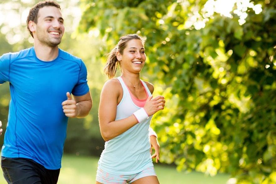 La actividad física constante reduce el riesgo de desarrollar cáncer. (Foto Prensa Libre: Hemeroteca PL).