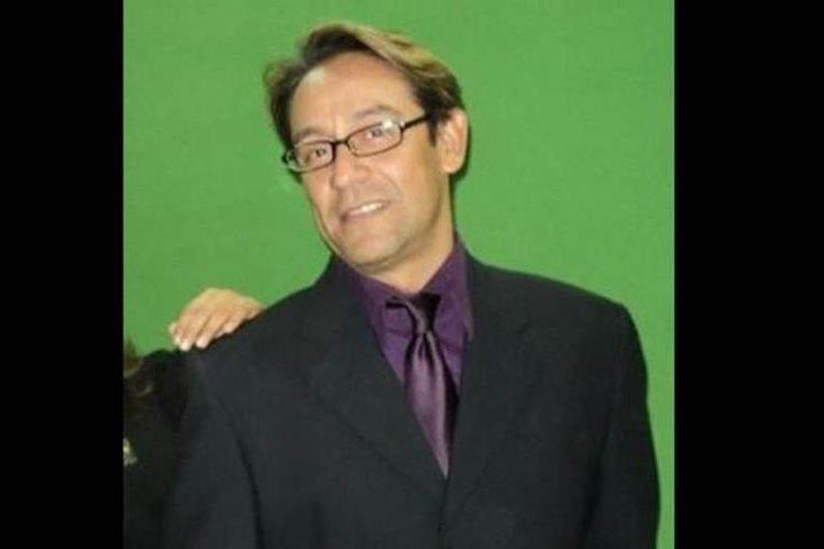 <em>El periodista Juan Carlos Andara, era activista de la comunidad de Lesbianas, Gays, Bisexuales, Transexuales e Intersexuales. (Foto Prensa Libre: laprensa.hn).</em>