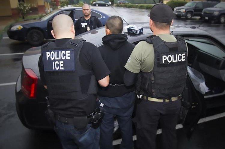 Arrestan a primer dreamer mexicano en Seattle. (Foto Prensa Libre: AP)