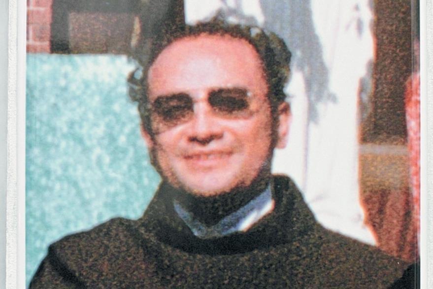 Fray Augusto Ramírez Monasterio, franciscano. Asesinado en 1982. Foto: Hemeroteca PL