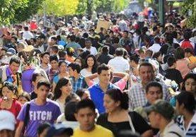 Con el censo se sabrá cuantas personas habitan Guatemala y se podrán hacer proyecciones habitacionales. (Foto Prensa Libre: Hemeroteca PL)