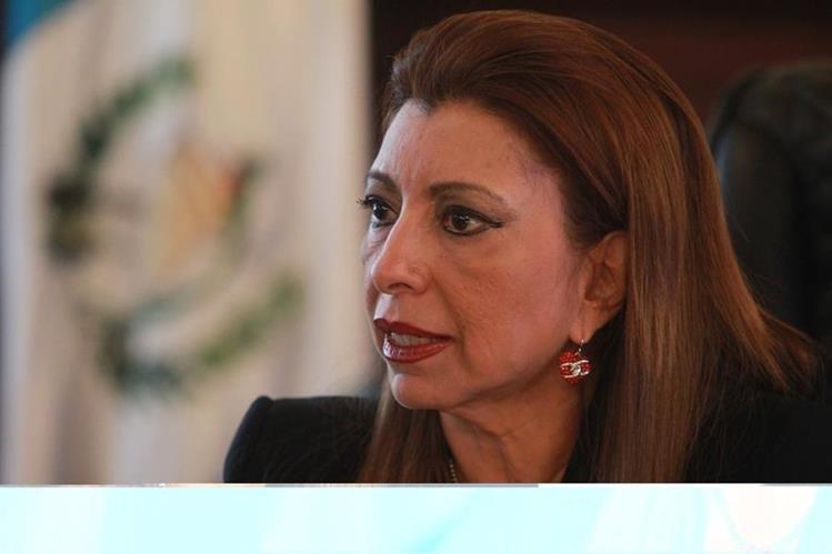 Anabella De León buscará la alcaldía de Guatemala por el PP. (Foto Prensa Libre: Hemeroteca PL)