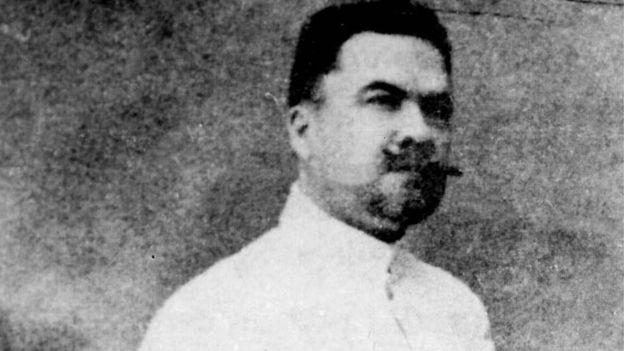 """Bautizado como """"El príncipe de las letras castellanas"""", Darío es considerado uno de los grades poetas en lengua española. AFP"""