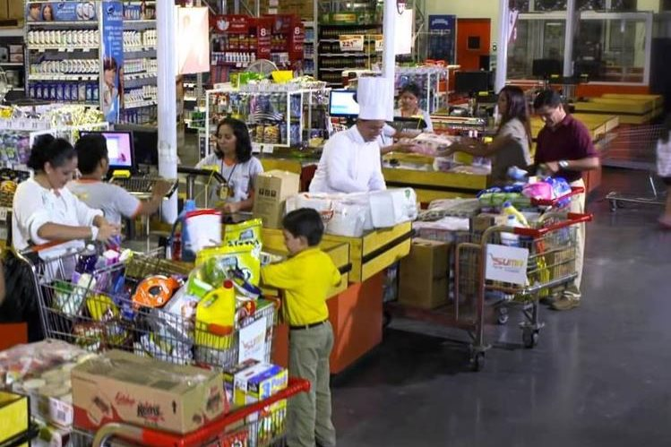 El consumo de productos ha variado. (Foto Prensa Libre: Youtube.com9