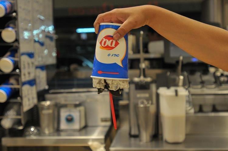 Los precios de los helados Dairy Queen son de Q4 hasta Q38. Teléfono: 2278-9566.<br />