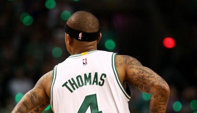 Isaiah Thomas se ha convertido en el jugador más decisivo de la NBA. (Getty)