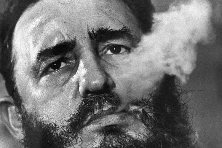 Fidel Castro cumple 89 años, foto de 1985. (Foto: Hemeroteca PL)