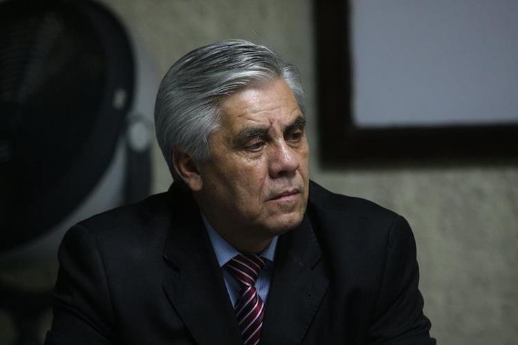 Héctor Trujillo, exmagistrado de la CC y exsecretario general de la Fedefut. (Foto Prensa Libre: Hemeroteca PL)
