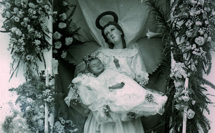 Heredó el estudio fotográfico a su sobrino, quien trabajó la fotografía mortuoria. (Fotos: Cirma).