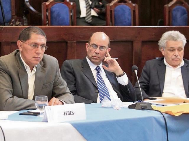 Ayer se llevó cabo la primera audiencia en el Congreso para los cambios a la ley de la SAT.