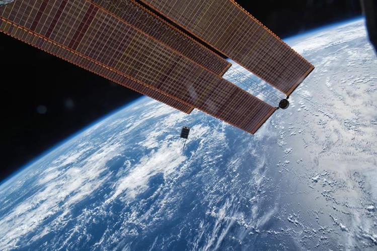 Varios destacados guatemaltecos han dedicado su carrera al estudio del espacio. (Foto Prensa Libre, Nasa).