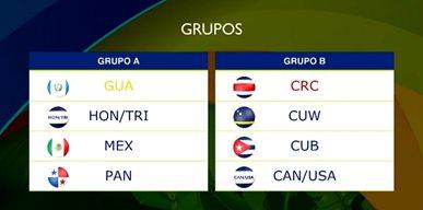 La Selección Nacional de futsal de Guatemala quedó integrada en el grupo A del premundial de la Concacaf (Foto Prensa Libre: Cortesía Concacaf)