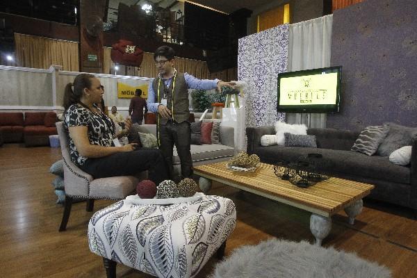 Los organizadores de Expomueble ofrecerán variedad de muebles e insumos de carpintería.