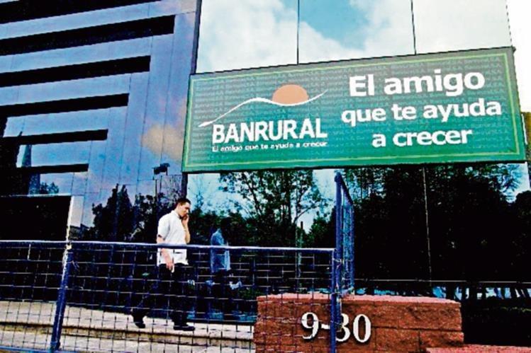Banrural tiene planes de expansión hacia Nicaragua. Foto: Hemeroteca PL