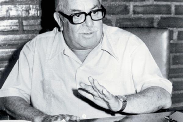 La Universidad de San Carlos de Guatemala celebra a la figura de Manuel Galich.