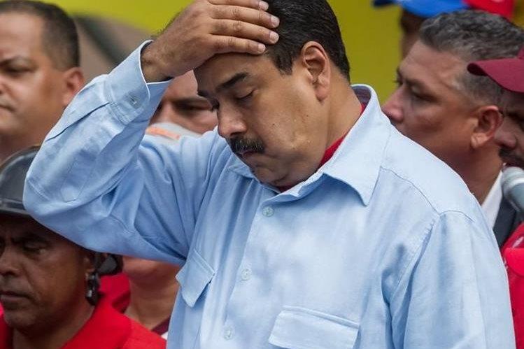 Ante la presión diplomática de la OEA, Nicolás Maduro ratifica voluntad de diálogo a la oposición. (Foto Prensa Libre: EFE).
