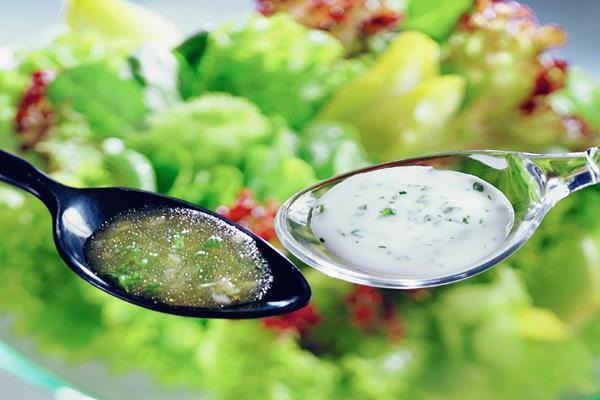 Los aderezos resaltan o aportan sabor a platillos como las ensaladas (Foto: Hemeroteca PL).
