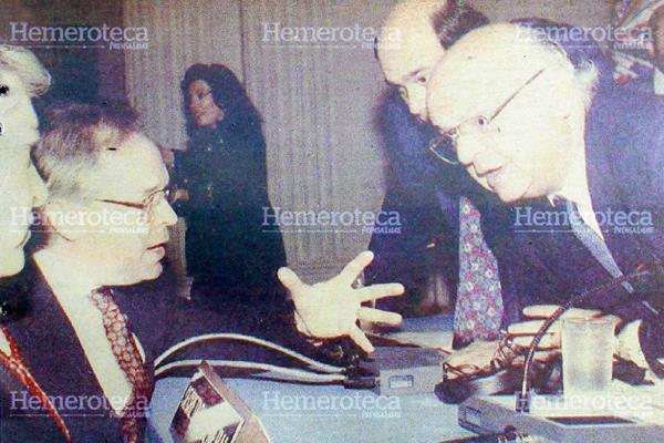 Discuten situación de Guatemala en la OEA. (Foto: Hemeroteca PL)