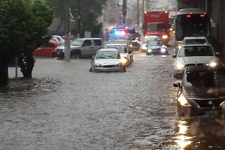 Acapulco es otro de los estados afectado por lluvia. (EFE)