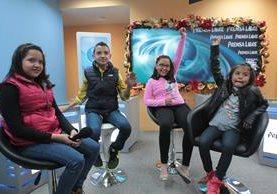 Niños guatemaltecos expresan sus deseos para el 2016.(Fotos Prensa Libre, Keneth Cruz)
