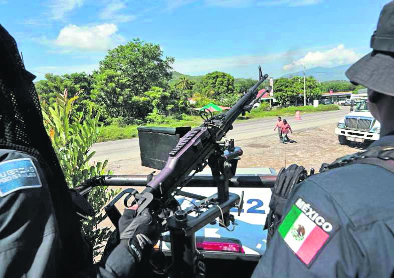 El crimen ocurrió en Guerrero, uno de los estados más violentos de México. (Foto Hemeroteca PL).