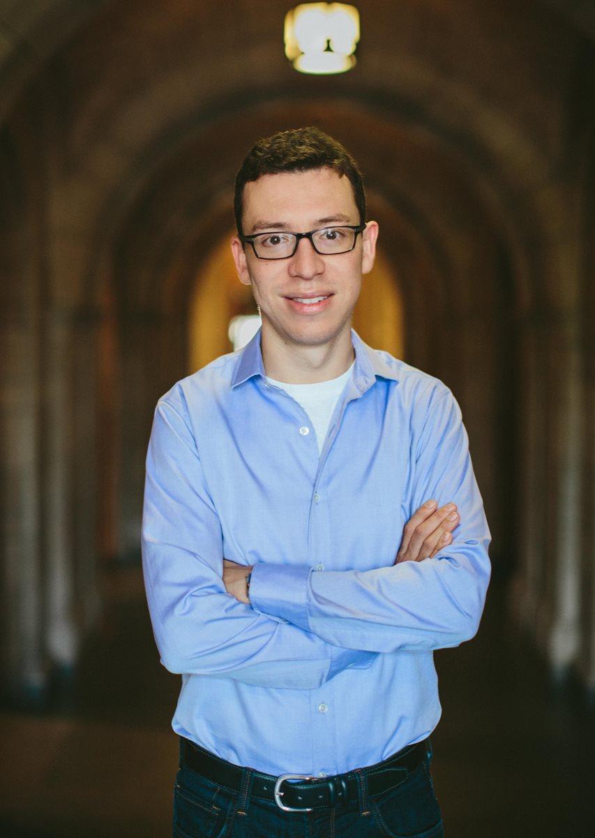 Von Ahn ha impartido clases en la Universidad Carnegie Mellon, en Pensilvania (Foto: tomada de premioscortesdecadiz.es).