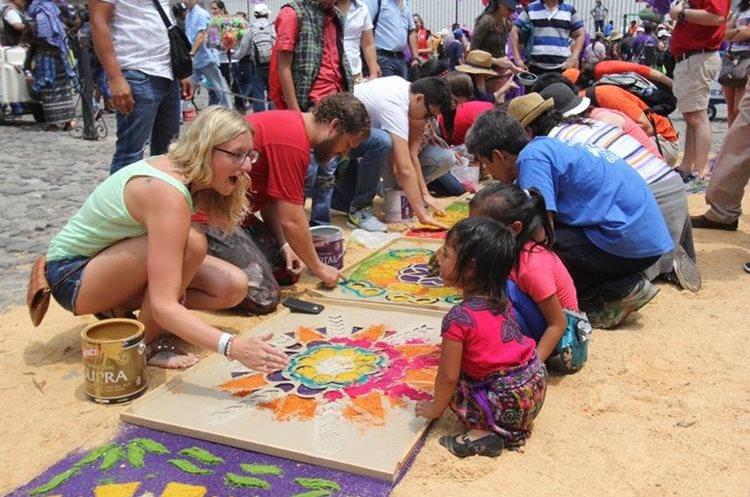 Los talleres son gratuitos y pueden participar tanto guatemaltecos como extranjeros. (Foto, Prensa Libre: Cortesía Inguat)