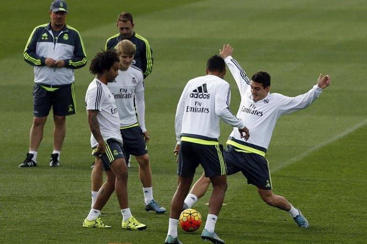 El Real Madrid cierra la fase de grupos de la Liga de Campeones contra el Malmoe en un partido a donde llega ya clasificado a los octavos de final. (Foto Prensa Libre: Hemeroteca)