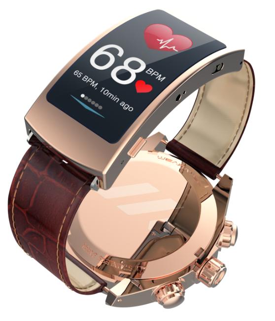Link es un broche smart que se adapta a diferentes estilos de relojes. (Foto: Hemeroteca PL).