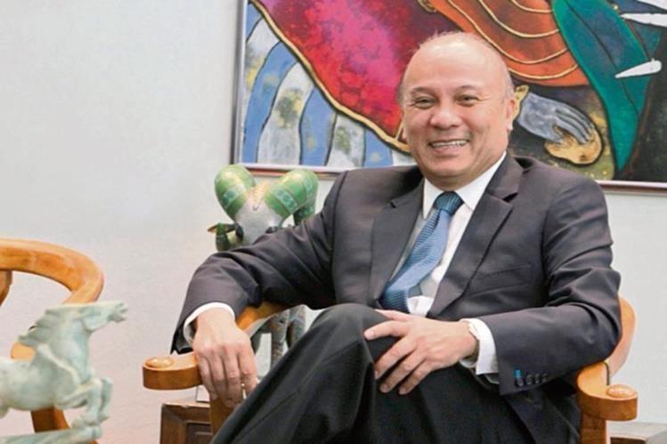 Ministro de Cultura y Deportes, José Luis Chea. (Foto Prensa Libre: Archivo).