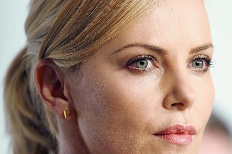 August sería el nombe con el que la actriz sudafricana bautizará a su hija. (Foto Prensa Libre, AFP)