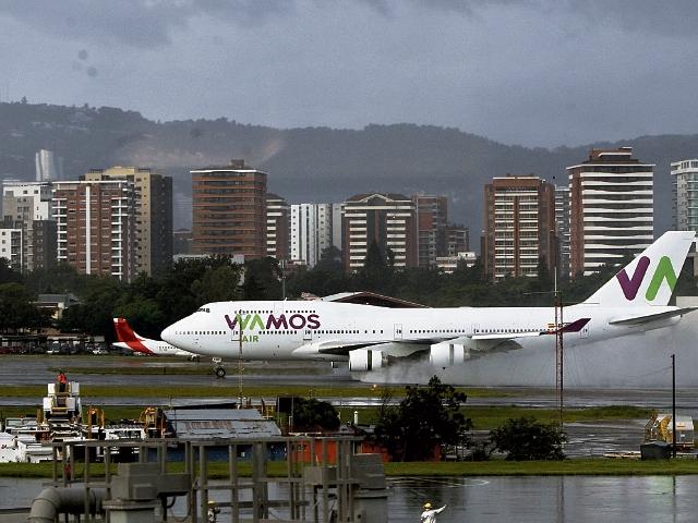 El costo del pasaje ofrecido por Wamos Air, entre Guatemala y Madrid, es de unos Q5 mil 900. (Foto HemerotecaPL)
