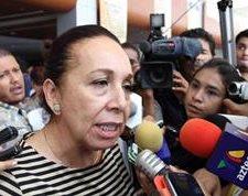 Silvia Guerreno, candidata al Congreso por el estado de Guerrero, fue ubicada con vida después que fue secuestrada. (Foto Prensa Libre: Internet).