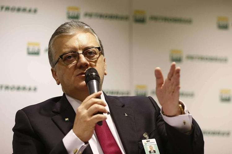 Aldemir Bendine, expresidente de la Petrobras y del Banco do Brasil. (Foto Prensa Libre: EFE)