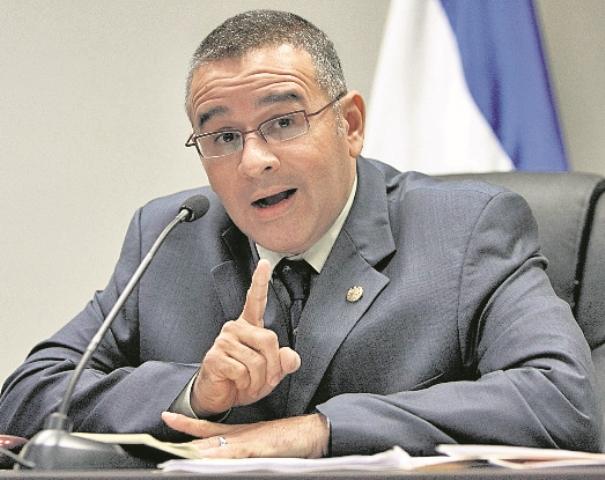El expresidente salvadoreño Mauricio Funes, es investigado por supuesto enriquecimiento ilícito. (Foto Prensa Libre: Hemeroteca PL).