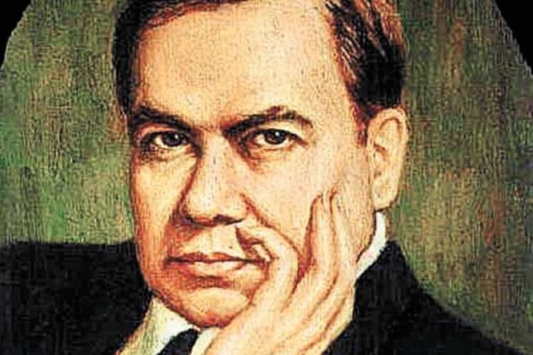 Rubén Darío, el padre del modernismo. (Foto Prensa Libre: Hemeroteca PL)