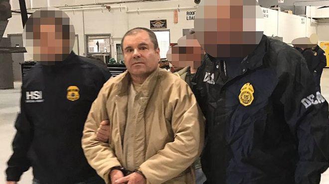 Guzmán fue extradita a Estados Unidos en enero pasado. GETTY IMAGES