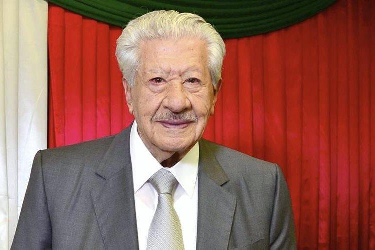 """El primer actor de México Ignacio López Tarso se presentará en Guatemala con la obra """"Un Picasso"""". (Foto Prensa Libre, vanguardia.mx)"""