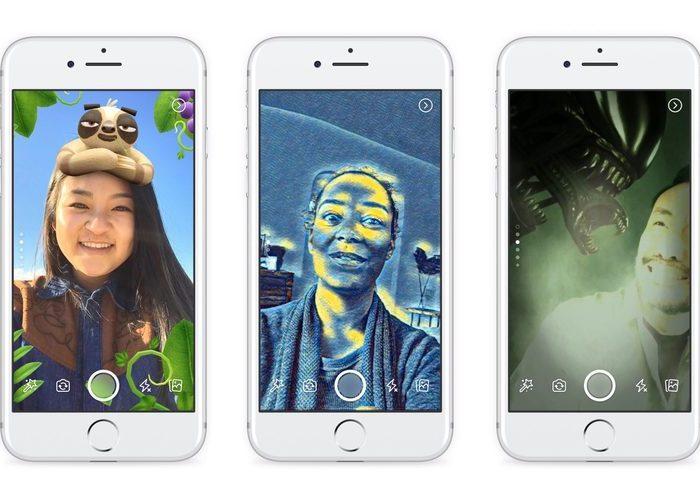 El formato de historias, ya disponible en Instagram y WhatsApp, llegó a Facebook (Foto Prensa Libre: Facebook).
