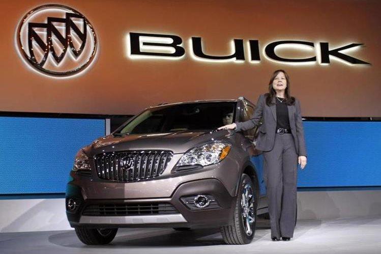 GM ha vendido en China 127mil 085 SUVs Buick Envision, producidos en la provincia de Shandong. (Foto Prensa Libre: Tomado de Internet).