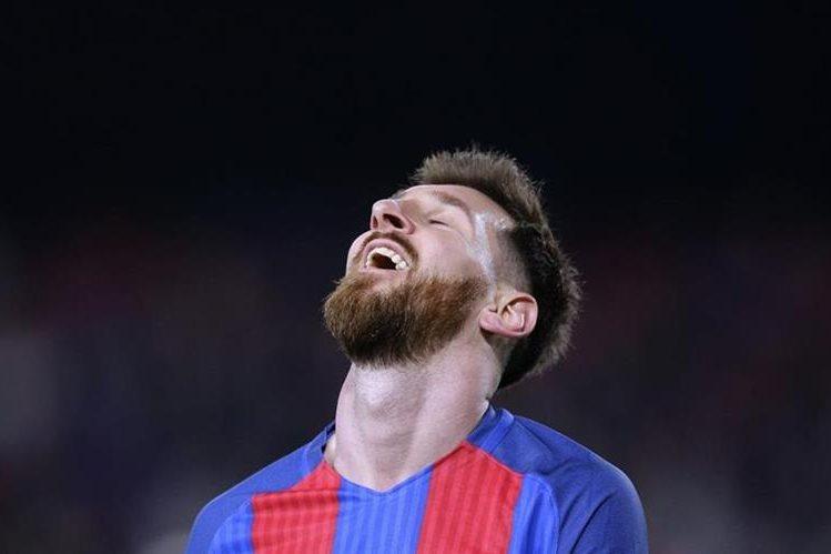Messi quedó al margen de Cristiano Ronaldo, quien ganó casi todo con el Real Madrid. (Foto Prensa Libre: AP)