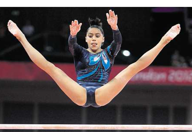 Ana Sofía Gómez se clasificó a la final de Todo Evento y terminó en el puesto 22. (Foto: Hemeroteca PL)
