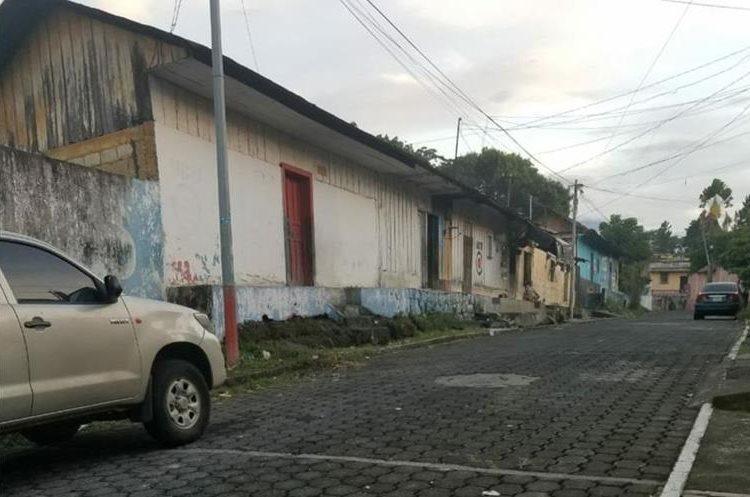 Allanamientos en Mazatenango, por trata de personas con fines de explotación sexual. (Foto Prensa Libre: tomada del Twitter del MP).