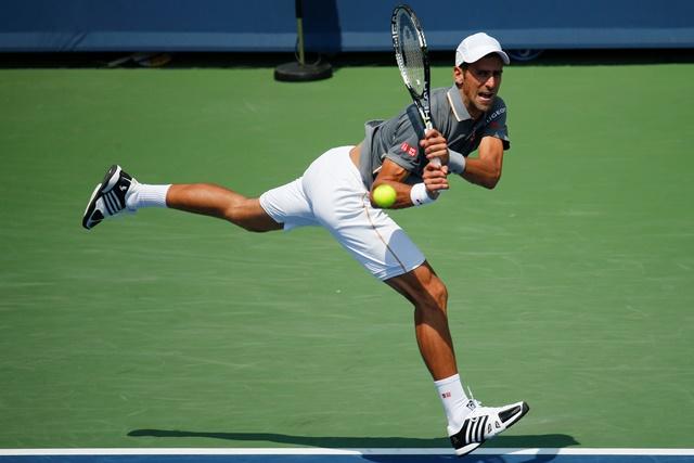 Novak cayó ante Federer el fin de semana y ya piensa en el US Open (Foto Prensa Libre: Hemeroteca PL)