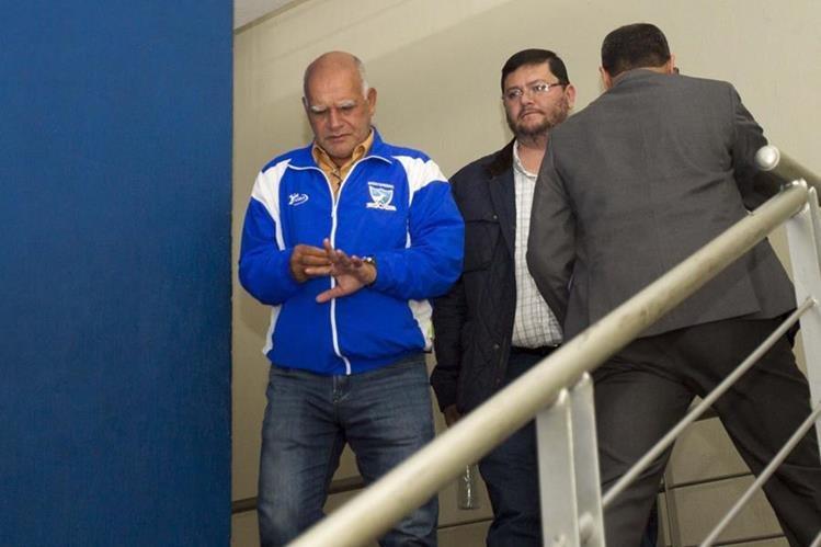 Wálter Claverí tiene grandes posibilidades de ser el nuevo entrenador del la Selección Nacional. (Foto Prensa Libre: Norvin Mendoza)