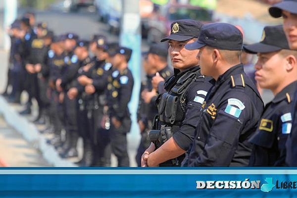 La violencia tiende a incrementarse en época electoral. (Foto Prensa Libre: Hemeroteca PL).